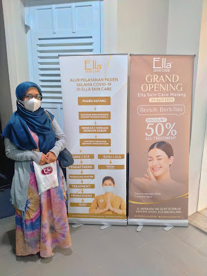 Perawatan di Ella Skin Clinic