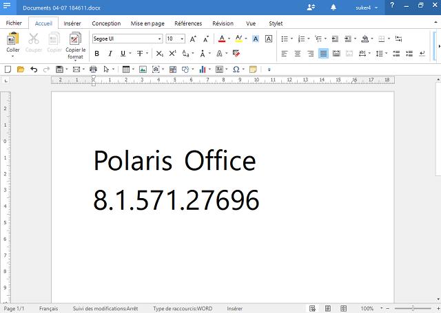 تحميل برنامج Polaris Office 8 لعرض وتحرير وإنشاء المستندات على الكمبيوتر والهاتف الذكي والتابليت مجانًا