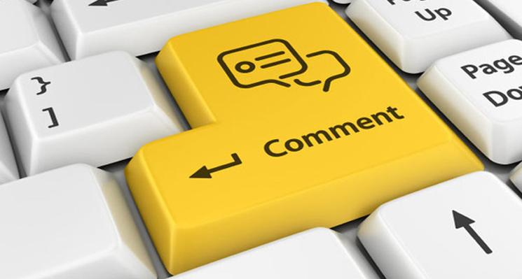 Icon Komentar