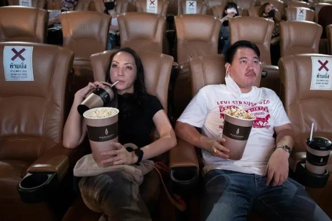 Nantikan! Bioskop Indonesia Buka Mulai 29 Juli