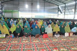 Kajian Isra Miraj 1440 H Bersama Ustadz Zainal Abidin Muhja di Lapangan Fursal Bumix Tarakan