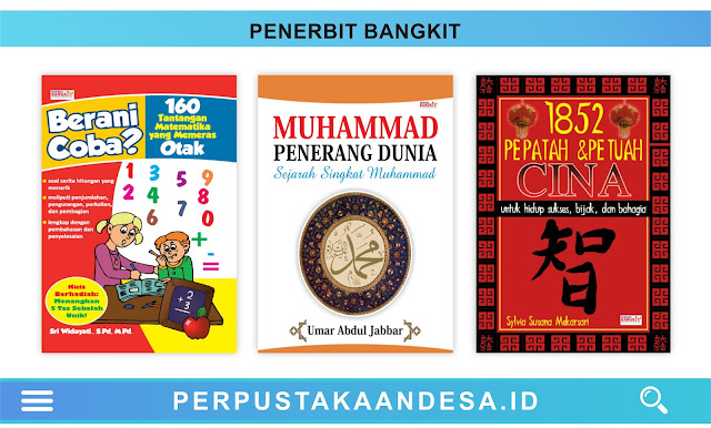Daftar Judul Buku-Buku Penerbit Bangkit