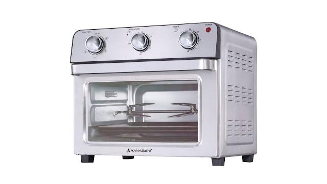 Hanabishi Air Fryer Oven