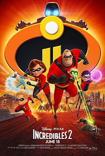 Incredibles 2 (2018) Bluray