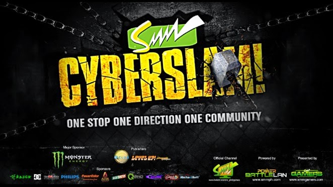 CYBERSLAM 2014 Gaming Event