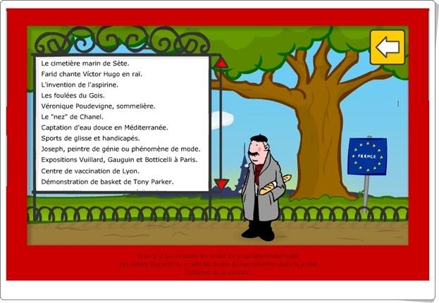 """""""Françaventure"""" (Francés de Bachillerato)"""