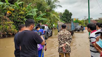 Selamatkan Warga, Bupati Wajo Instruksikan Sisir Wilayah Terdampak Banjir
