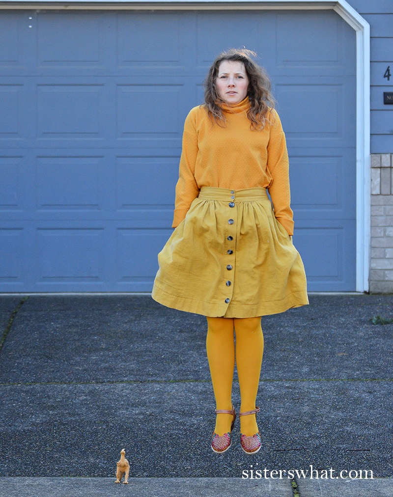 diy button up skirt pattern easy sweater pattern