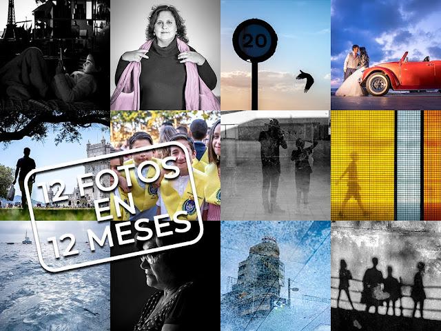 12 fotos para 12 meses - Ed.2018