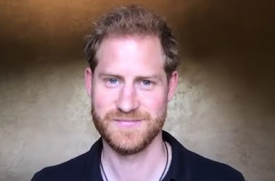 The Duke of Sussex sends a special message of support to Invictus Games family on what would have been the opening day of the Invtictus Games The Hague 2020