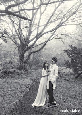 Ku Hye Sun Ahn Jae Hyun Prewedding