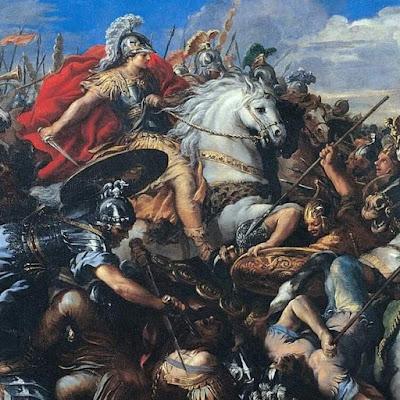 3 điều ước cuối cùng của Hoàng đế Alexander
