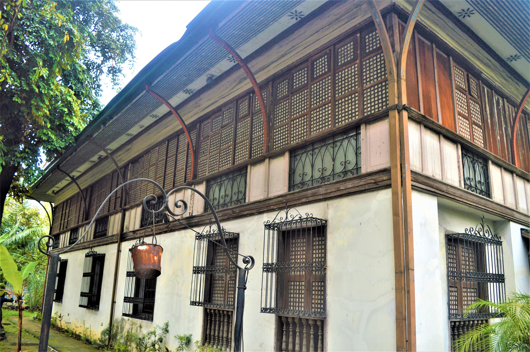ancestral house Bahay na Bato in Paco, Manila | Jose P. Laurel