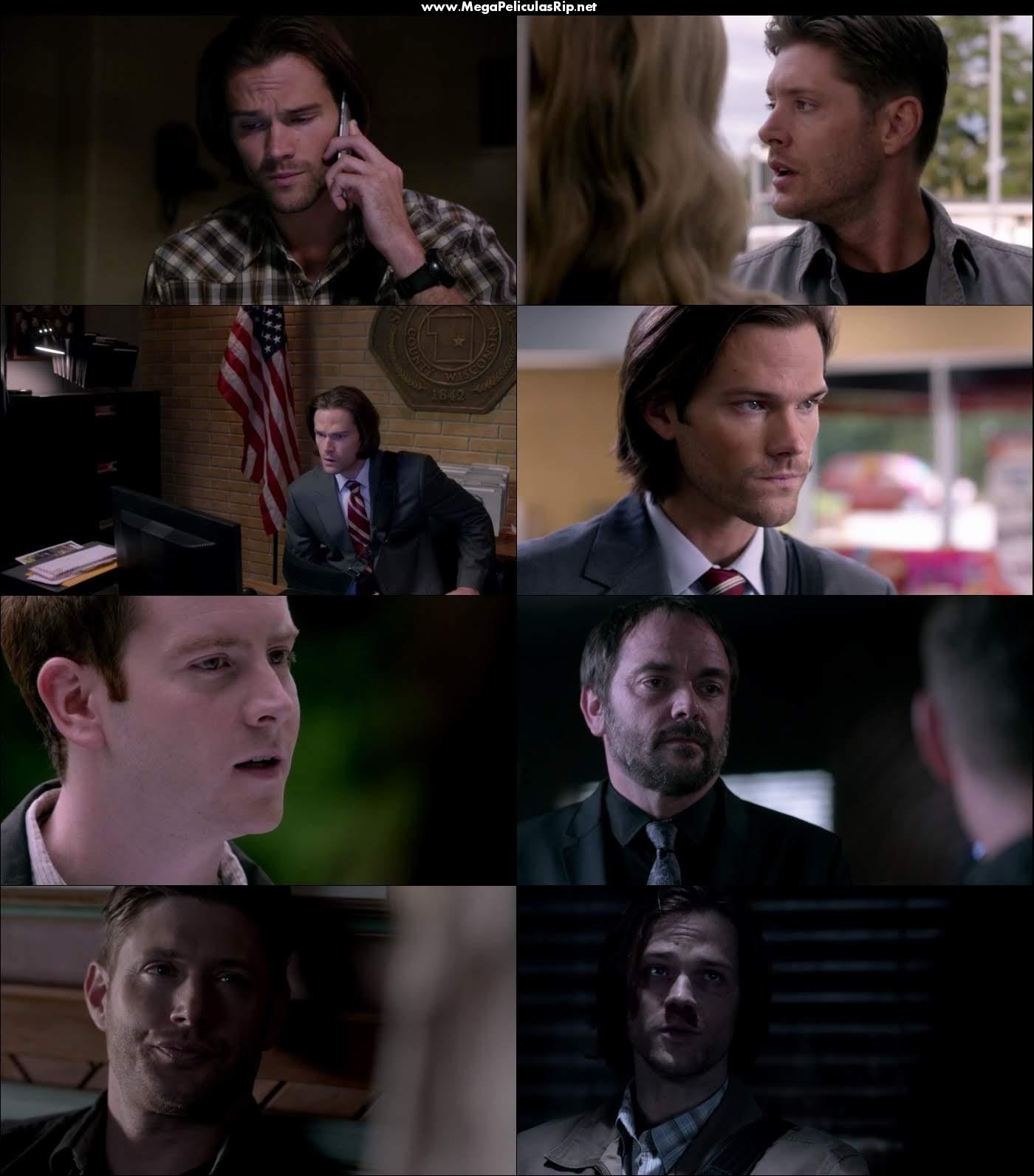 Supernatural Temporada 10 720p Latino