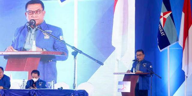 MA Harus Tolak, Judicial Riview AD/ART Kubu Moeldoko Khianati Ilmu Pengetahuan