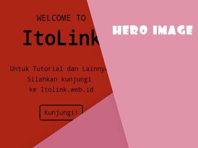 Cara Membuat Hero Image Keren dan Responsive di Blog