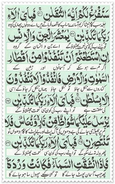 surah ar-rahman english translation