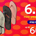Treat yourself with a good pair of flip-flops. Get up to 60% off on the Havaianas store on Shopee!