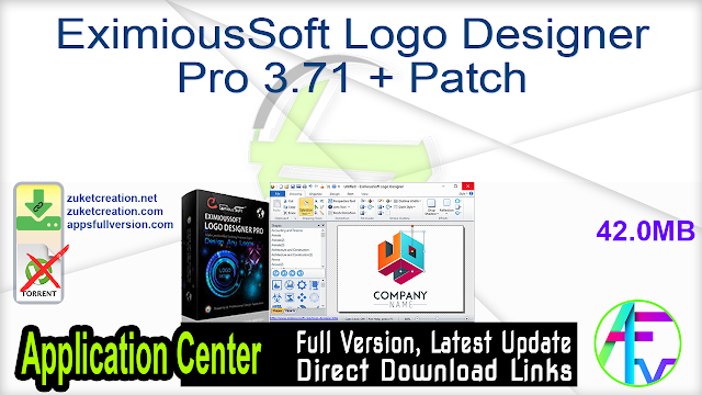 EximiousSoft Logo Designer Pro 3.71 + Patch