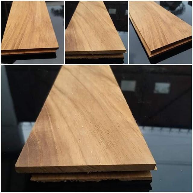 produk kayu jati grade A