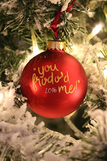 Custom Christmas Ornament - Cute Couple Christmas Tradition Ideas