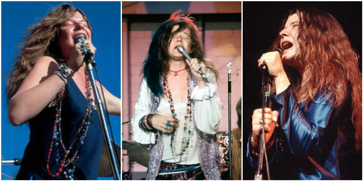 40 Amazing Color Photographs That Capture Best Moments of Janis Joplin on Stage in the 1960s