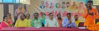 #JaunpurLive : गरीबों के सम्मान में भाजपा सदैव उनके साथ खड़ी है:केपी