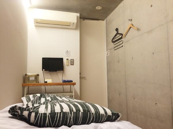 カンガルーホテル本館の洋室