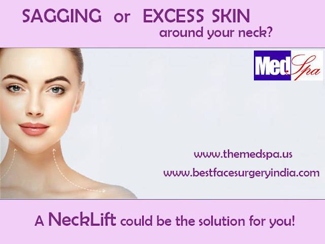 neck lift surgery in delhi by dr ajaya kashyap