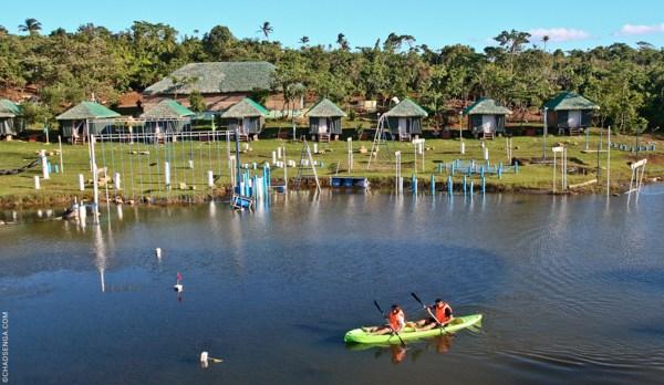 outdoor activities, obstacle course, Mountain Lake Restort, Caliraya Springs, Laguna