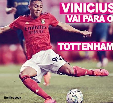 Carlos Vinicius, move, transfer, Benfica, Tottenham, 2020,