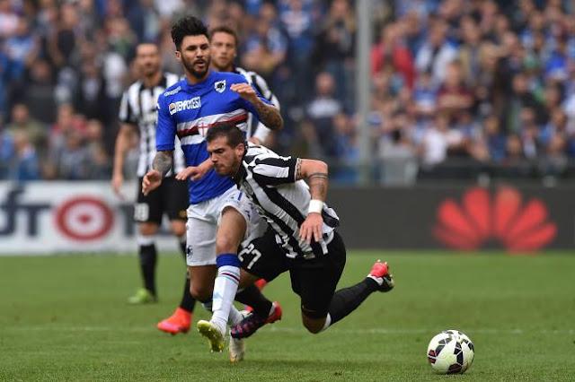 Sampdor vs Juventus