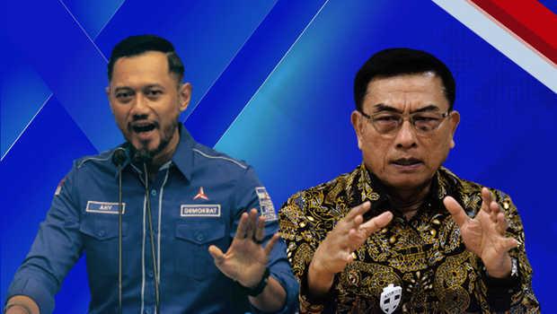 Moeldoko Terus Melawan, Konflik Demokrat Diprediksi Baru Selesai Jelang Pilpres 2024, Begini Analisanya