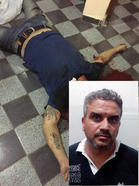 Mentor de grandes assaltos no Pará e no Maranhão é morto durante velório da esposa