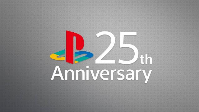 PlayStation está de aniversario: 25 años de vanguardia en los videojuegos.