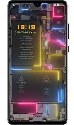 Galaxy Neon Premium for OPPO & Realme