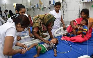 Viral Fever in Bihar : दो दिनों में आये वायरल बुखार के दोगुने से अधिक मामले, अस्पताल पहुंचे 1270 पीड़ित