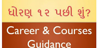 Career Guideline Book In Gujarati std 12,What to do after HSC