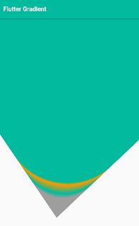 flutter radial gradient examples focal radius