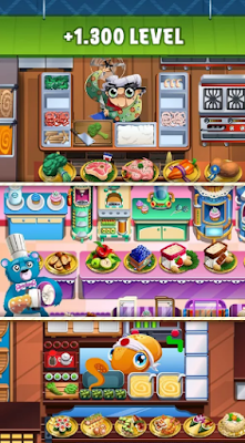 COOKING DASH 2016 MOD APK-COOKING DASH 2016