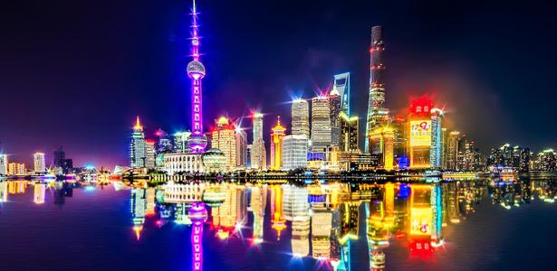 Shanghái, la ciudad más floreciente de China