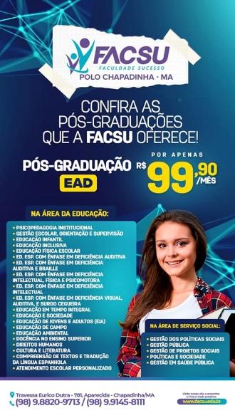 FACSU - Faculdade Sucesso