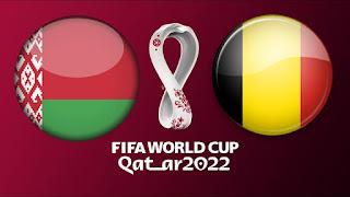 مشاهدة مباراة بلجيكا ضد بيلاروسيا 30-3-2021 بث مباشر في تصفيات كأس العالم