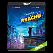 Pokémon: Detective Pikachu (2019) HDRip 1080p Audio Dual Latino-Ingles