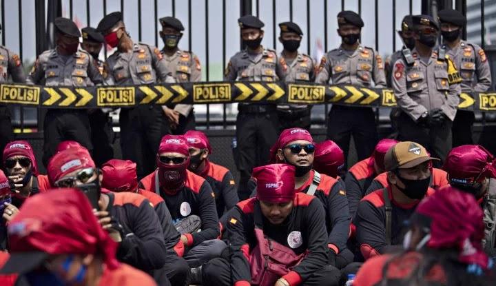 Tegas Tolak Omnibus Law, 9 Hal Ini Jadi Alasan Buruh