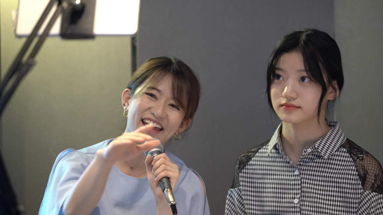 All About GIRLS' K-POP: 【PRODUCE48】竹内美宥、14歳の新人練習生 ...