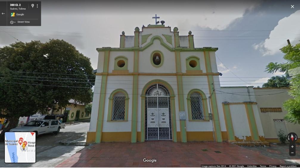 Suárez es un municipio colombiano ubicado en la zona oriental del departamento del Tolima.
