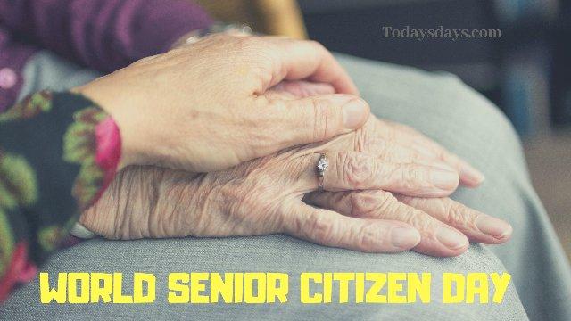 World Senior Citizen Day 2020