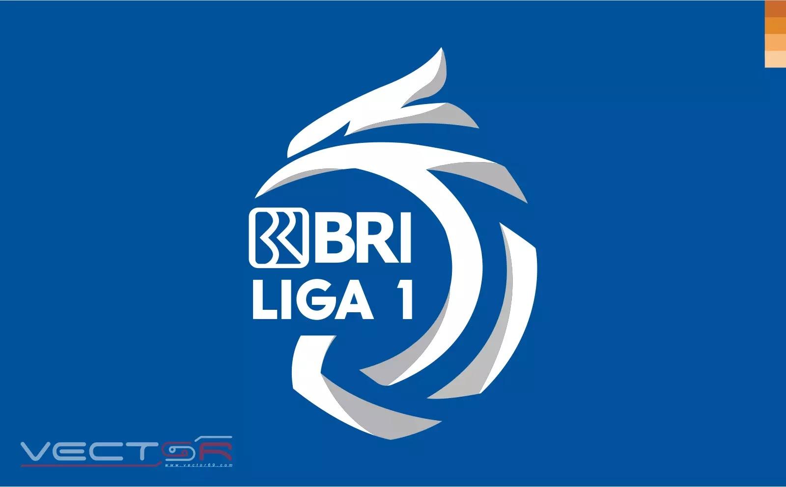 BRI Liga 1 Indonesia Logo - Download Vector File AI (Adobe Illustrator)