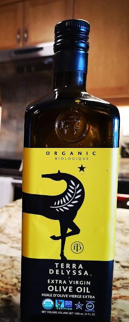 Terra Delyssa Olive Oil